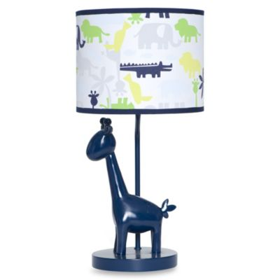 Carter's® Safari Sky Lamp and Shade