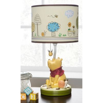 Disney® Friendship Pooh Lamp and Shade
