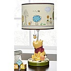 Disney Friendship Pooh Lamp and Shade