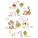 Disney Friendship Pooh Wall Decals