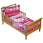 Hello Kitty® Modern Garden 4-Piece Bedding Set