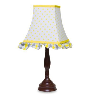 Pam Grace Creations Argyle Giraffe Lamp Shade