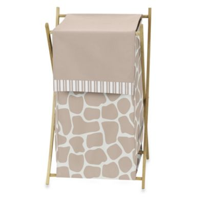 Sweet Jojo Designs Giraffe Laundry Hamper