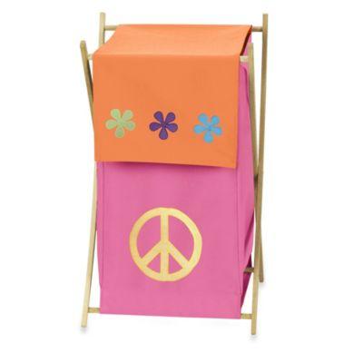 Sweet Jojo Designs Groovy Laundry Hamper