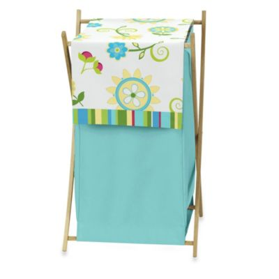 Sweet Jojo Designs Layla Laundry Hamper