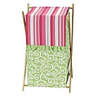 Sweet Jojo Designs Olivia Laundry Hamper
