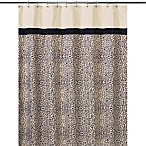 Sweet Jojo Designs Animal Safari Collection Shower Curtain
