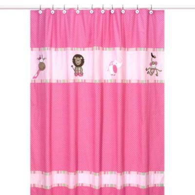 Bright Shower Curtains Accessories