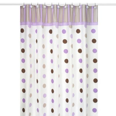 Dot Shower Curtain