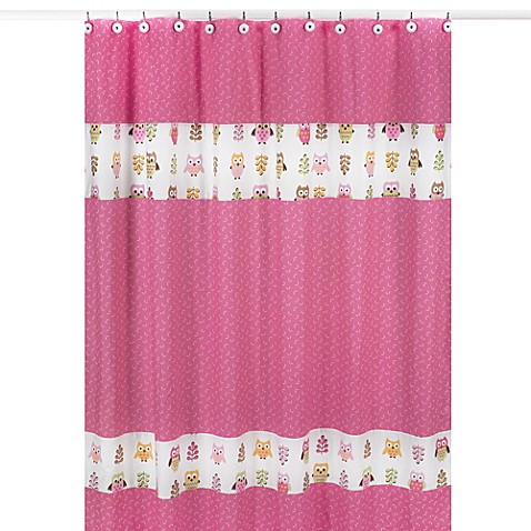 Paris Curtains For Bedroom Sweet Pink Shower Curtain
