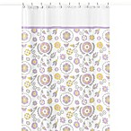Sweet Jojo Designs Suzanna Shower Curtain