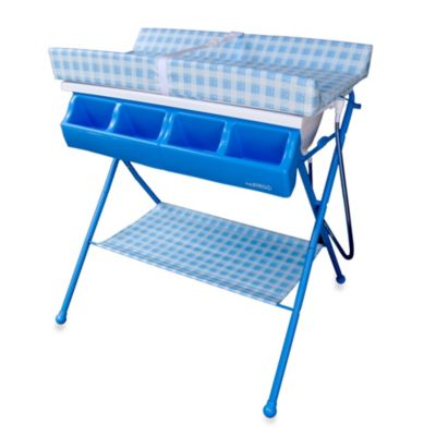 Baby Diego Standard Bath & Changer Combo in Blue