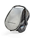 UPPAbaby® Cabana All-Weather Infant Car Seat Shield in Jake Black