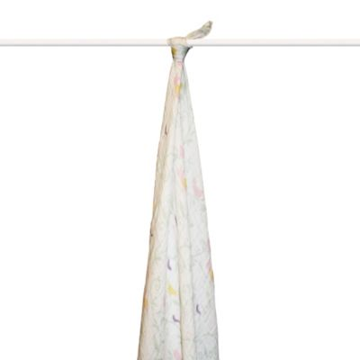aden + anais® Organic Muslin Swaddle in Enchanted