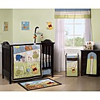 Disney Friendship Pooh 4-Piece Crib Bedding Set