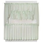 Emelia Window Curtain Swag Valance in Sage