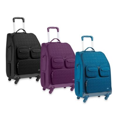 Lug® Cruiser 4-Wheel Roller Bag in Blue