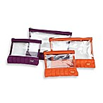 Zip Storage Packing Pouches (Set of 2)
