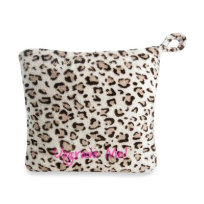 MIAMICA® Upgrade Me! Travel Blanket/Pillow in Leopard