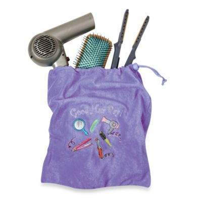 Miamica Good Hair Day! Hair Care Bag