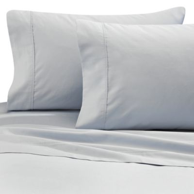 Brookstone® BioSense™ 500 Thread Count King Pillowcase Pair in Ivory (Set of 2)