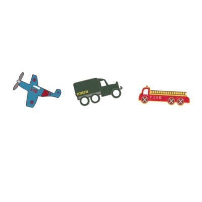Lemon Ribbon Transportation Foam Elements (Set of 3)