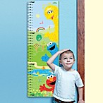 Sesame Street® Foam Growth Chart