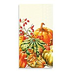 Calabaza Cream Guest Towel Napkins (Set of 32)