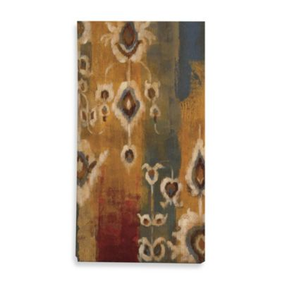 Aztec Ikat 3-Ply Guest Towels (Set of 16)