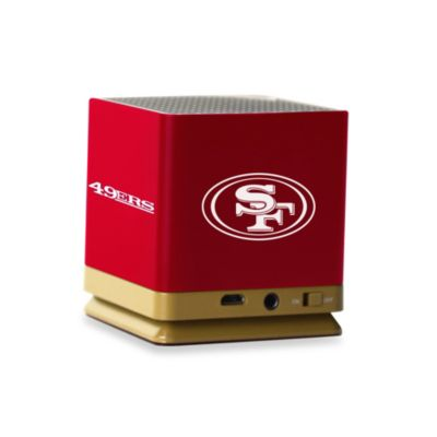 BLAST San Francisco 49ers Bluetooth Speaker