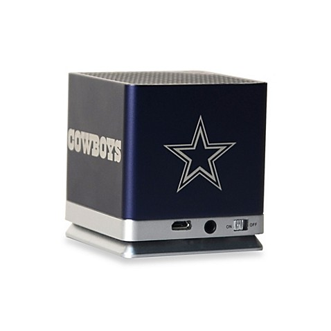 Nfl Dallas Cowboys Bluetooth Speaker Bed Bath Amp Beyond