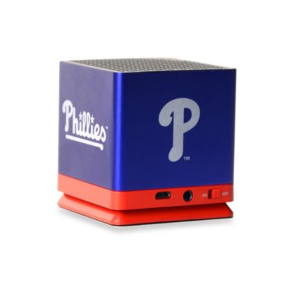 MLB Philadelphia Phillies BLAST Bluetooth Speaker