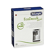 De'Longhi Eco Descaler Mini with 2 Single 100ml Doses