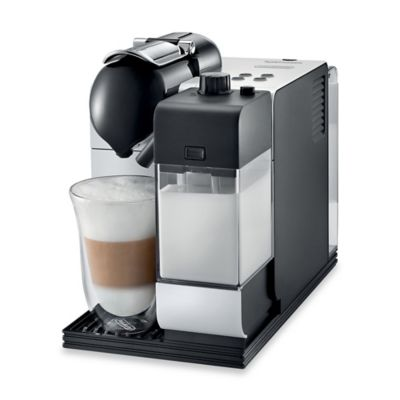 Black Espresso Machine Cappuccino