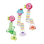 Mud Pie™ Flowers & More Pacy Clip