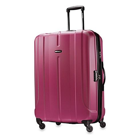 Buy Samsonite 174 Fiero 28 Inch Spinner In Purple From Bed