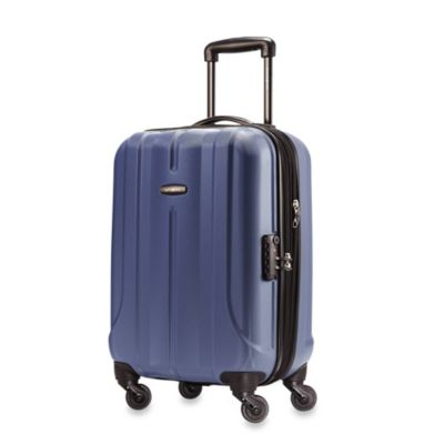 Blue Samsonite