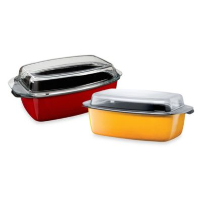 WMF Silit 5.5-Quart Gourmet Covered Roasting Pans