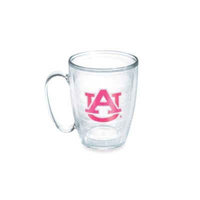 Tervis® Auburn University 15-Ounce Mug in Neon Pink