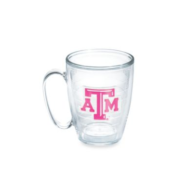 Tervis® Texas A & M University Emblem 15-Ounce Tumbler in Neon Pink