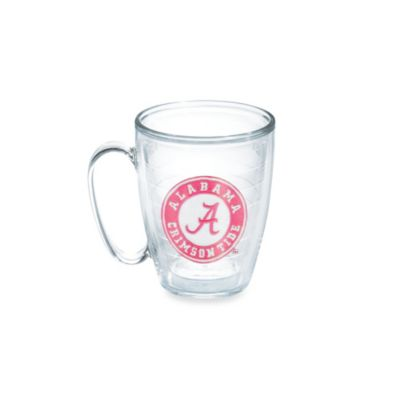 Tervis® University of Alabama Emblem 15-Ounce Tumbler in Neon Pink