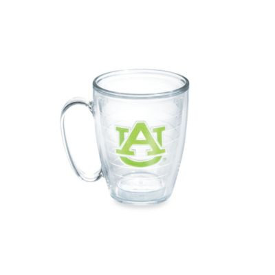 Tervis® Auburn University Emblem 15-Ounce Tumbler in Neon Green
