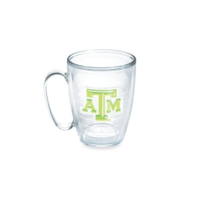 Tervis® Texas A & M University Emblem 15-Ounce Tumbler in Neon Green