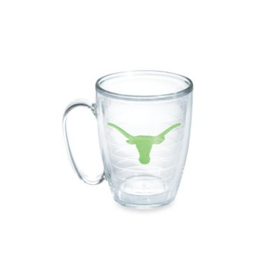Tervis® University of Texas 15-Ounce Mug in Neon Green