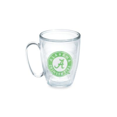 Tervis® University of Alabama Emblem 15-Ounce Tumbler in Neon Green