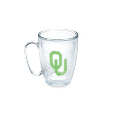 Tervis® University of Oklahoma 15-Ounce Emblem Mug in Neon Green