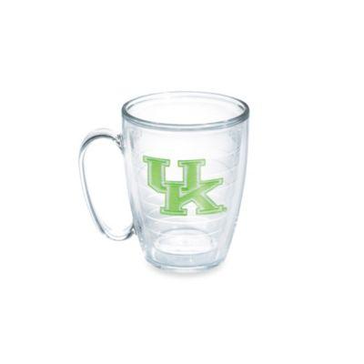 Tervis® University of Kentucky 15-Ounce Emblem Mug in Neon Green