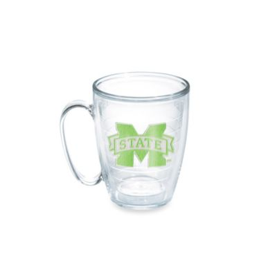 Tervis® Mississippi State University 15-Ounce Emblem Mug in Neon Green