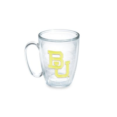 Tervis® Baylor University 15-Ounce Emblem Mug in Neon Yellow