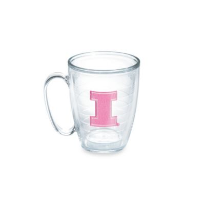 Tervis® University of Illinois 15-Ounce Emblem Mug in Neon Pink